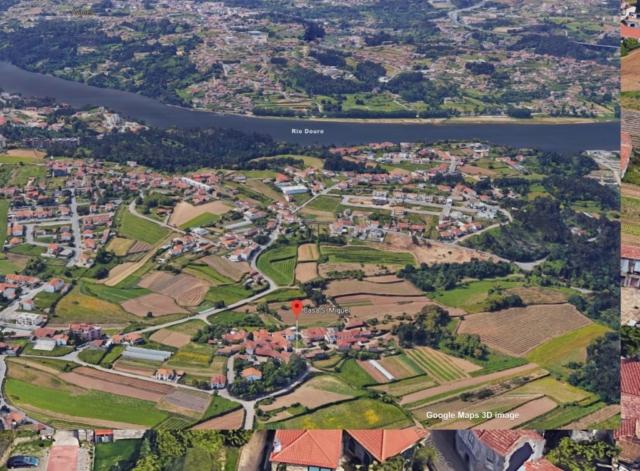 Google Maps image - Casa S. Miguel e rio Douro